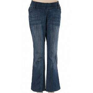 OLD NAVY Maternity Flare/Bootcut Under Belly Jeans
